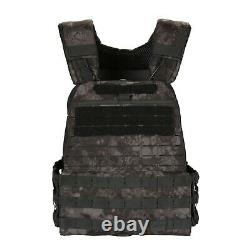 5.11 Tactical Geo7 Tactec Plate Carrier 56100 / Night 357 New
