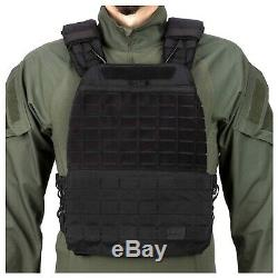 5.11 Tactical Tactec Plate 10x12 Inch Armor Carrier With Side Armor Panels