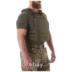 5.11 Tactical Tactec Plate Carrier Vest Tac Od One Size