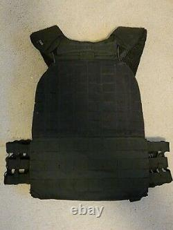 5.11 Tactical Tactec Plate Carrier and Cross Fit Vest Black