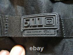 5.11 Tactical Vest TacTec Plate Carrier Black / Used for Movie Prop