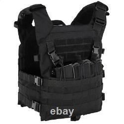 ANA Tactical Russian Vest Plate Carrier M2 for FSB Units Black