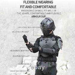 ActionUnion Airsoft Tactical Body Armor Set Military Tactical Vest Molle Gile