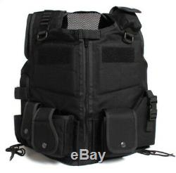 Anti-Stab Vest Safe-guard Protection Anti Knife Resistant Police Body Armour Fit