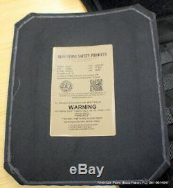 Blue Stone Safety / Tactical Vest / Level IV Plates / Made in USA / Black Velcro