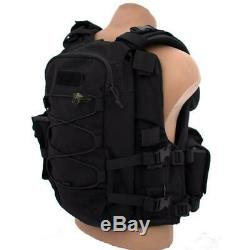 Border Patrol Plate Carrier Tactical Vest, Tactical armor Army, Molle Plate