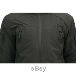 Carinthia MIG 3.0 Winter Insulated Police Security Tactical Smock Jacket Black