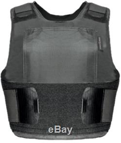Correctional Officer Armor Express Vest withplates