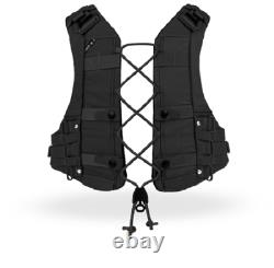 Crye Precision AVS Harness Black XL Extra Large
