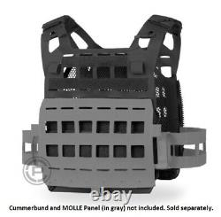Crye Precision AirLite SPC Structural Plate Carrier Black Medium