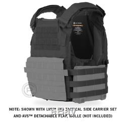 Crye Precision LVS Tactical Cover Black Small