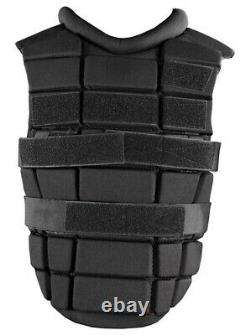 Damascus Imperial EVA Upper Body and Shoulder Protector, DCP-2000, Black XL