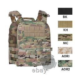Emerson Adaptive Vest Style AVS Plate Carrier Tactical Body Armor Vest Airsoft