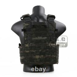 Emerson LBT-6094K Tactical Vest Modular Plate Carrier Quick Release With Mag Pouch
