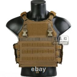 Emerson SC7 Scarab Tactical Vest MOLLE Combat Plate Carrier Placard Chest Rig
