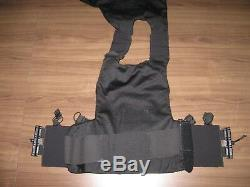 FirstSpear Ragnar armor carrier with Tubes M black tactical vest plate First Spear
