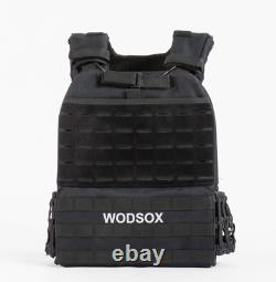 Free 10kg Weighted Vest Tactical Crossfit Training Vests Plate Carrier Molle