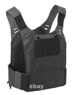 Hot! Shellback Tactical Stealth Low Vis Plate Carrier Black