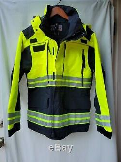 Mens 5.11 Tactical First Responders Visibility Jacket LARGE NO INNER JACKET