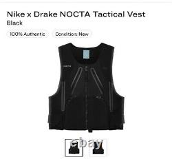 Nike x Drake Nocta Tactical Vest SizeXXL (Sold out. Worn By Drake)