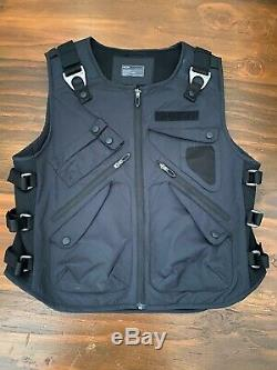 Oakley SI Tactical Field Gear Payload Vest RARE Excellent L / XL