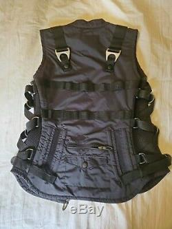Oakley Standard Issue Tactical Field Gear Payload Vest RARE Size Small GUC