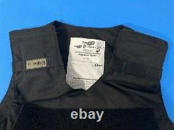 Point Blank Tactical Armor R20-d Carrier R20d Outer Shell No Plates XL Long 50l1