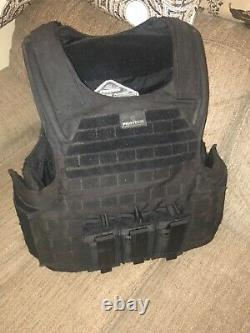 Protech Tactical/Safariland PT-300 SMPD SWAT Level IIIA Armor Vest
