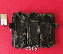 Rare Crye Precision JPC 2.0 Multicam Black Size Medium with Crye Closed Flap