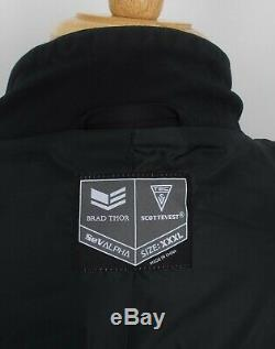 Rare SCOTTeVEST SeVALPHA Brad Thor Tec Concealed Carry Tactical Spy Jacket XXXL