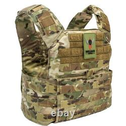 SHELLBACK TACTICAL BANSHEE RIFLE PLATE CARRIER Vest w HEAVY HANGER Free Shipping