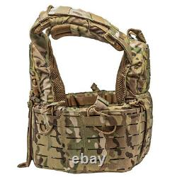 SHELLBACK TACTICAL RAMPAGE 2.0 PLATE CARRIER With FREE HEAVY HANGER Free Shipping