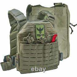 SHELLBACK TACTICAL SKIRMISH Tactical Vest Low Profile Quick Release Lightweight