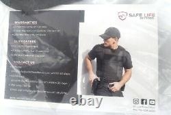 Safe Life First Response Tactical Carrier SLD-FRC-B-NR XS