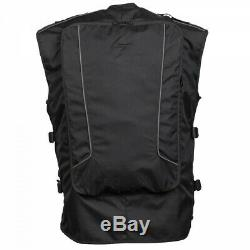 Scorpion Exo Covert Tactical Motorcycle Riding Vest Black