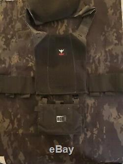 Shellback Tactical Stealth Low Vis Concealable Plate Carrier With Rdr Gear