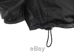 Snugpak Black Tactical Windtop Emergency Services, Close Protection, Security