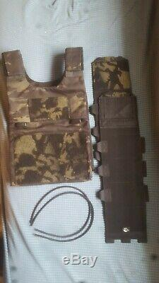 Spiritus Systems LV119 Covert In Medium MCB withtrifold Shoulder Covers And