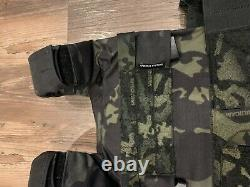 Spiritus Systems LV119 Overt Large Multicam Black Brand New