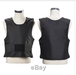 Stab Proof Vest Tactical Security Body Knife Slash VIP Police Guard Armour Army