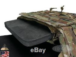 TMC CPC Plate Carrier Tactical Vest Wargame MOLLE Hunting Paintball Camo Gear