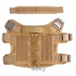 Tactical Dog Vest Military Hunting Shooting Cs Army Service Dog Vests