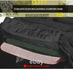 Tactical Military Vest Molle Quick Release Heavy Duty Plate Carrier with Pouches