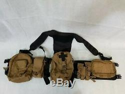 Tactical Tailor MAV LE Load bearing Vest Chest Rig Kit M4 Fight Light pouch bag