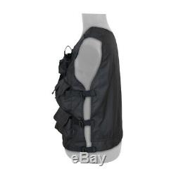 Tactical Vest Police Black Russian Military Field Equipment for Army Paintball