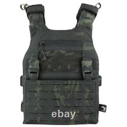 Viper VX Buckle Up Carrier GEN2 Armour Plate Military Tactical V-Cam Black Camo