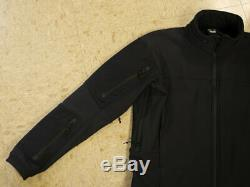 Wild Things Tactical Soft Shell Jacket 1.0 - Black - Size Medium